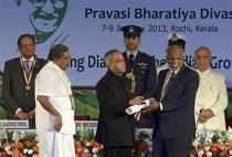 Pravasi Bhartiya Divas: Pranab Mukherjee asks Indian diaspora to be part of economic growth
