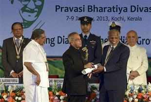 Pravasi Bhartiya Divas: Pranab Mukherjee asks Indian diaspora to be part of economic growth