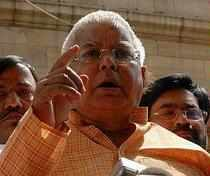 """Criticising the rise in train fares, RJD supremo Lalu Prasad today said that the railways have """"derailed"""" since he left the office of railway minister."""