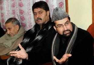 The BJP today accused the Congress-led UPA government for encouraging Hurriyat Conference leaders to hobnob with anti-India elements abroad by allowing them to visit Pakistan.