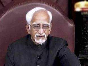 Vice President Hamid Ansari leaves on a four-day state visit to Vietnam; expected to sign some strategic, trade and other bilateral agreements.