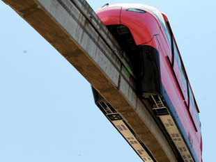 Delhi would boast of north India's first monorail network by 2017 with the city Government today fast tracking work on a 11-km corridor in east Delhi