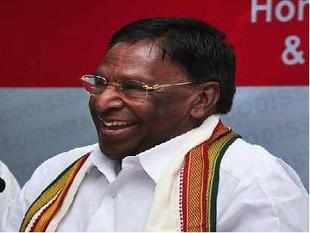 "Narayanasamy was ""impressed"" with the Chinese system of five months' training in comparison to two years norm in India."