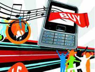 A combination of skittish consumers , lack of exclusive content and the high cost of internet-enabled phones and services are hampering the growth of mobile advertising in India.