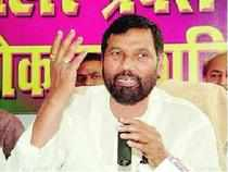 """""""Our experience with the Third Front has not been good,"""" LJP president Ramvilas Paswan said."""