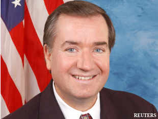 """My hope is to continue the important work,"" Republican Congressman Ed Royce, Chairman of the powerful House Foreign Relations Committee, said."