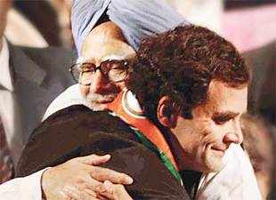 Congress vice-president Rahul Gandhi calls for change in Congress party
