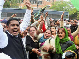 On January 16, the court had held 78-year-old Om Prakash Chautala, his son Ajay Chautala and 53 others guilty of illegally recruiting 3,206 junior basic trained (JBT) teachers in the state in 2000.