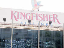 Shares of Kingfisher Airlines surged higher in a weak market today on the hopes that the beleaguered airlines may be able to once again spread its wings