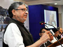 BJP leader Sushil Kumar Modi says Home Minister Sushilkumar Shinde's remarks has only strengthened the hands of Pakistan and terrorist groups.