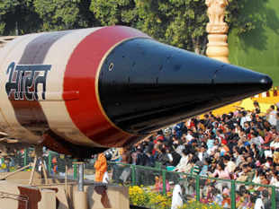 Agni-5 and Airborne Early Warning and Control System will be some of the major attractions of the DRDO tableau during the Republic Day parade