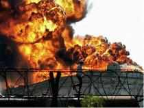 Indian Oil Corp's Hazira fuel depot, which blew up in flames, was a ticking time bomb as the company had not adopted most of the safety measures that are recommended, an intelligence report has observed.