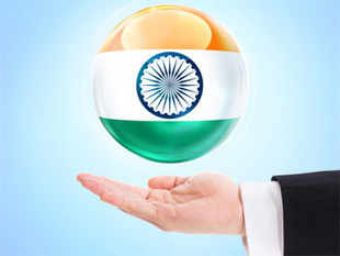 IMF has pegged India's economic growth rate in 2013 at 5.9 per cent and projected a higher growth of 6.4 per cent next year