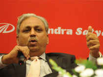 Ready for a new chapter in its journey, once scam-hit and now a totally reformed IT firm on a growth path, Mahindra Satyam has said tax and other cases against it are like penalising the ambulance for picking up victims.
