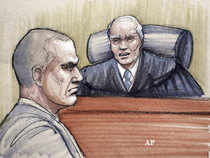 However, US District Judge told Headley that he had difficulties sin believing him given his past record.