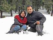 """An early start means the couple can wait for Wasim to get a degree and a new job to realise all their goals.  """"The Ulips were bought after advice from friends and family. Having realised my mistake, I have stopped paying the premium,"""" says Wasim Mohammed."""