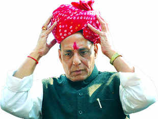 Why Rajnath Singh's election will bring more conflicts between BJP and RSS