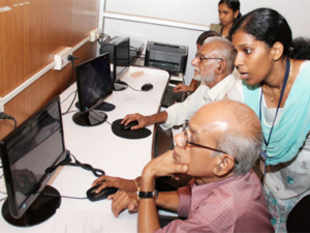 Many wealthy senior citizens in the country are seeing higher income but are also much bothered about their home security and break-ins: Survey.
