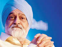 """In the longer run, growth will have to be investment driven, and the investment has to come largely from the private sector"", Montek Singh Ahluwalia said."