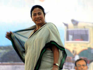 When Mamata will reach Darjeeling on Tuesday morning, no key GJM leaders will be there to welcome her as all the three GJM MLAs and their leader Roshan Giri will be in Delhi on Tuesday in connection with their dharna.
