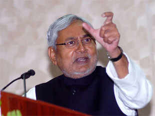 Sources say that Nitish may not take the final call about pulling out of the alliance immediately. He would rather wait for BJP to respond to what Sinha has  stated.