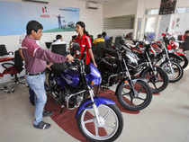 Hero MotoCorp dispatched the first consignment of two-wheelers to these three countries in Latin America just a few weeks back. (Pic by Reuters)