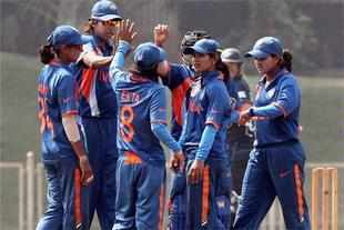 Untouched by the hype and hoopla that follows their male counterparts, India's women cricketers are all set to start their World Cup campaign when they take on the West Indies in a Group A match here tomorrow.