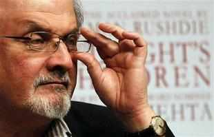 Salman Rushdie's visit to Kolkata to promote Deepa Mehta's film 'Midnight's Children', based on his novel, has been cancelled due to security issues.
