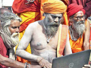 Gatherings such as the Kumbh and Pushkar give designers an immediate insight into what people need and their lifestyles.