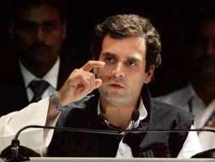 On his two day tour of Amethi Rahul is expected to meet party cadre and galvanise them for the 2014 elections.