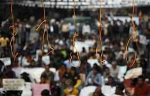 Death penalty for rape was one of the key demands of the protestors.