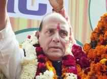 Speakin to Muslim leaders the BJP president Rajnath Singh asked them to support the paty in comin elections.