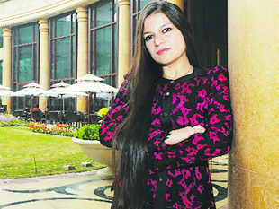 With exotic marble and granite from her family-owned mines in Bahrain, Kanika Dewan, an NRI, now wants to make it big in the land of jugaad.