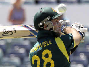 In contrast, there was a fierce bidding war for Maxwell in which Mumbai pipped Hyderabad Sunrisers to clinch the player.