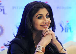 Shilpa Shetty 'got Rs 71.73 lakh to fulfill wish' of Suresh Kalmadi