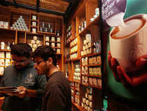 Starbucks today said India will become one of its top five global markets in the long-term and will continue to expand aggressively here. (Pic by PTI)