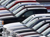 The automobile industry in India is likely to grow at 2-3% in 2013, said a top official of American car-maker General Motors. (Pic by AP)