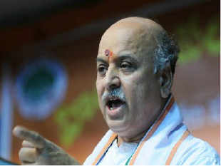 The home ministry has asked the Prithviraj Chavan govt to investigate allegations that Togadia made provocative speeches.