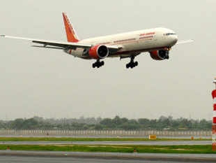Delhi airport is one of the busiest in the country and handles around 800 arrivals and departures per day.