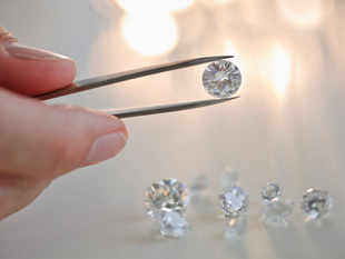 The government had imposed a 2% import duty on cut and polished diamonds in last budget which had slowed down the trading activity.