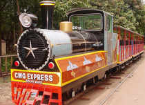 Vadodara Municipal Corporation to get new toy train service