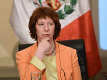 """EU foreign policy chief Catherine Ashton said it was with """"regret"""" that she learned of the execution of Afzal Guru last Saturday."""