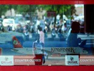 Bankers who have decided to recover loans from Kingfisher Airlines met on Wednesday to discuss valuation of collateral but the discussions were inconclusive.