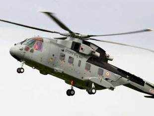 Government wasted almost a year by trying to conduct probe through diplomatic channels, says former CBI chief US Mishra.  File Photo: AW101 VVIP Airforce Helicopter.