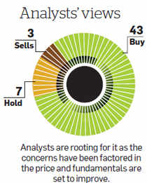 The completion of NTPC's offer for sale (OFS), which has had a big overhang for the company, is welcome news.