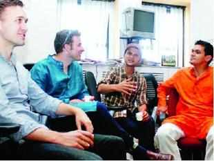 The first verdict from the international health experts at the Kumbh Mela to record diseases among pilgrims has been positive.