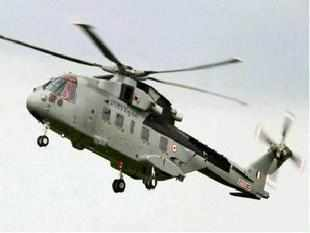 BJP has asked govt to come clean on internal inquiry initiated by it in chopper deal and alleged involvement of a big political leader in the scam.