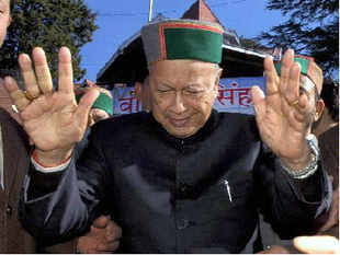 Six time Himachal CM Virbhadra Singh alleges that a comittee has found evidence of more than 1000 phone tappings, belonging to journalists, politicians, and bureacrats, under the previous BJP Govt in the state.