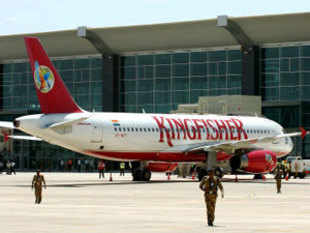 "Troubles never seem to end for Kingfisher Airlines with AAI tightening noose saying it wanted a ""firm commitment"" from the grounded carrier for clearance of over Rs 390 cr worth of dues."