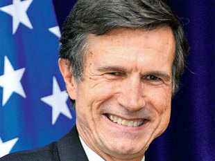 """""""There is no question of changing or revising or softening. We may revise (the decision of visa to Modi) depending on the Indian justice system completing cases against him,"""" US assistant secretary of state for south and central Asia Robert Blake said."""